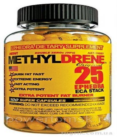 Продам: Жиросжигатель Methyldrene 25