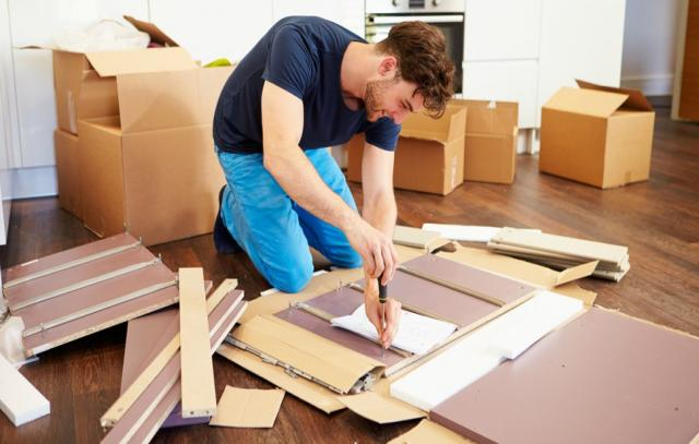 Предложение: Сборка  мебели, ремонт мебели