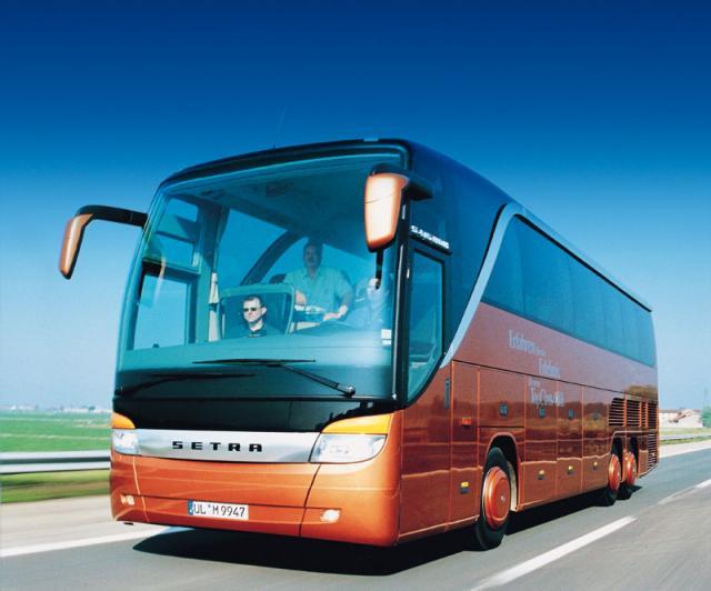 Предложение: Заказ автобусов и микроавтобусов