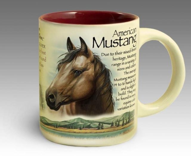 Продам Кружка керамическая American Mustang