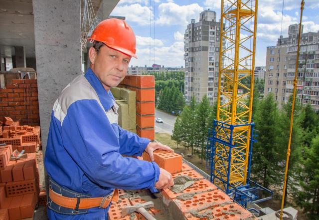Вакансия: бригада каменщиков