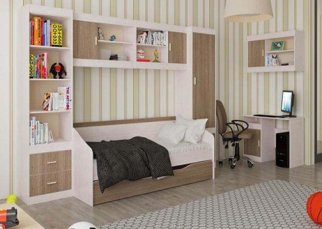 Продам: Корпусная мебель для детской
