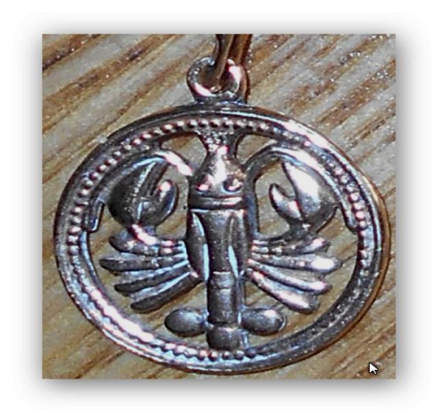 Продам Серебреная цепочка с кулоном.925