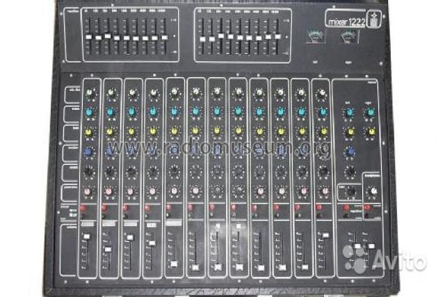 Продам Vermona mixer 1222