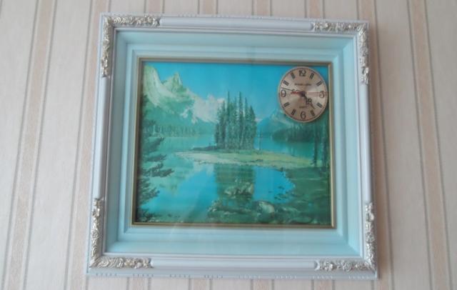 Продам Картина-часы