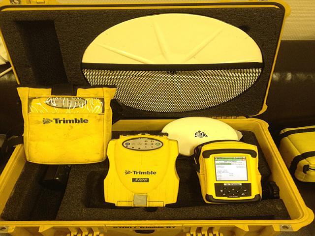 Предложение: Аренда GPS приемника Trimble 5700