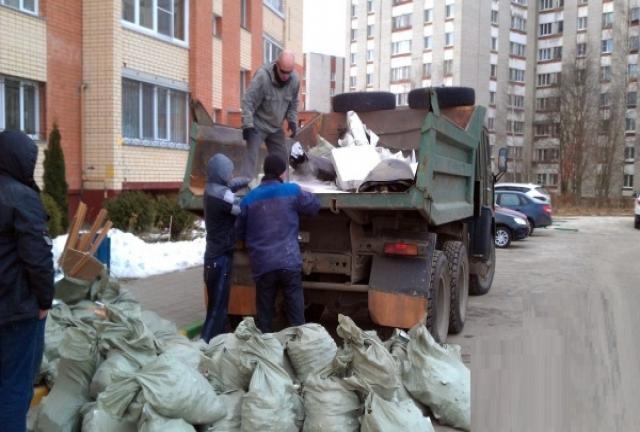Предложение: Вывоз старой мебели хлама вывоз мусора