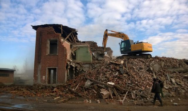 Предложение: Демонтаж зданий и сооружений