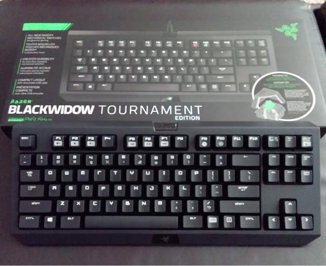 Продам Клавиатура Razer BlackWidow Tournament