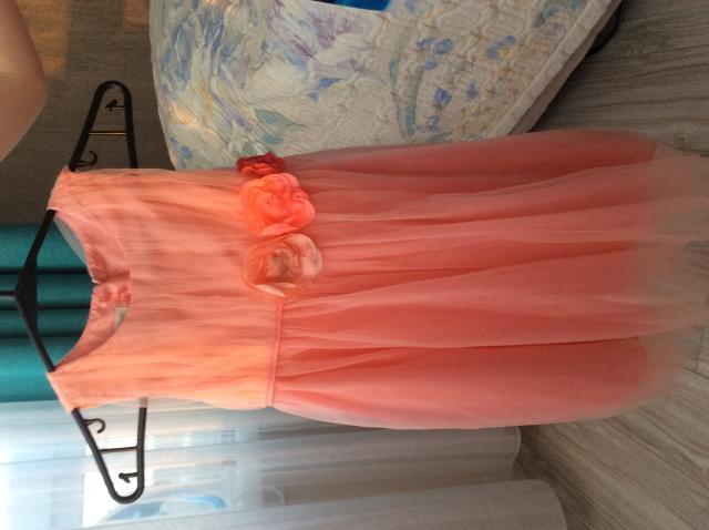 Продам: Платье розовое