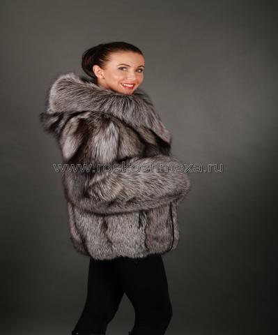 Продам Шуба из чернобурки арт.: 5509