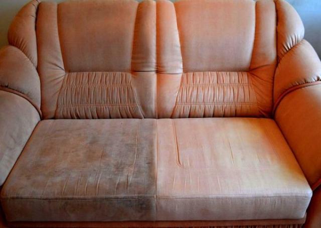 Предложение: Химчистка чистка ковров мягкой мебели