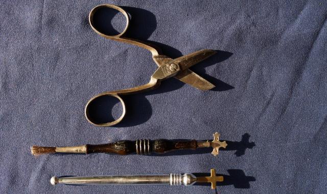 Продам Старинный крестильный ящик. Москва, XIX