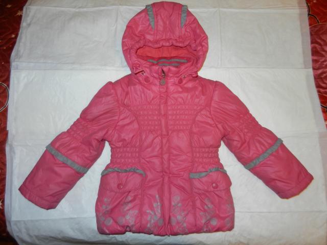 Продам Комплект демисезонной одежды для девочки