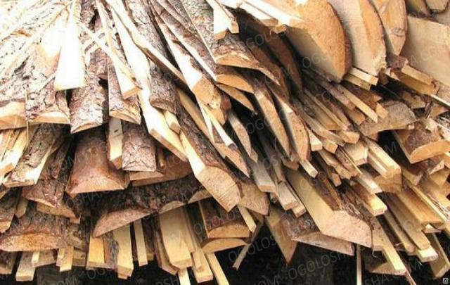Продам: Горбыль хвойных пород дерева.