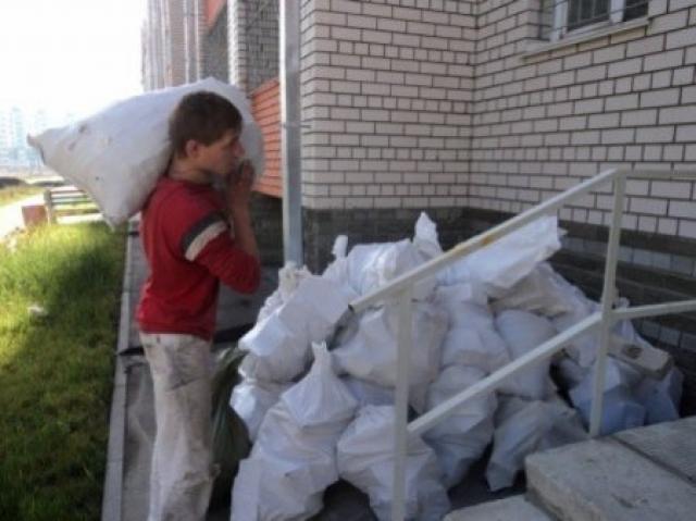 Ищу работу: Подсобник, разнорабочий на стройку.