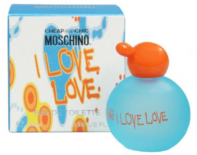 Продам Moschino «Cheap and Chic I Love Love»