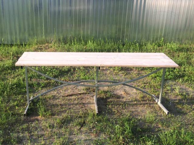 Продам Стол летний  и стол со скамьей
