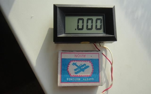 Продам Цифровой панельный вольтметр