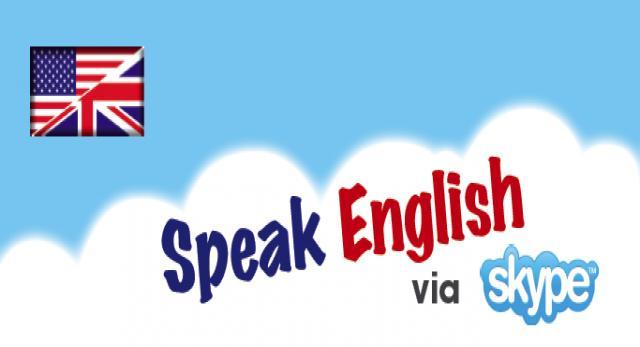 Вакансия: Репетитор английского по скайпу