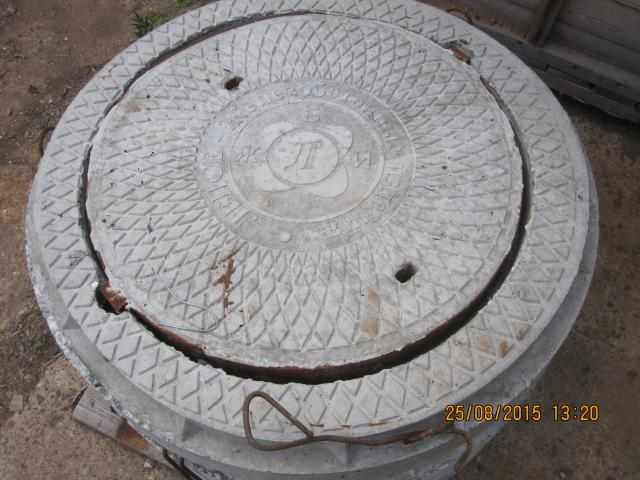 Продам Люк для канализации из бетона