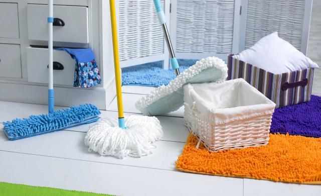 Предложение: Высококачественная уборка!