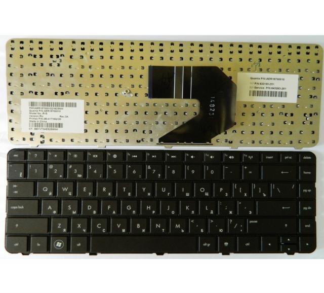 Продам Клавиатура для Hp pavilion G6-1000