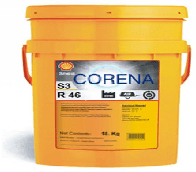 Продам Масло компрессорное shell corena S3 R46