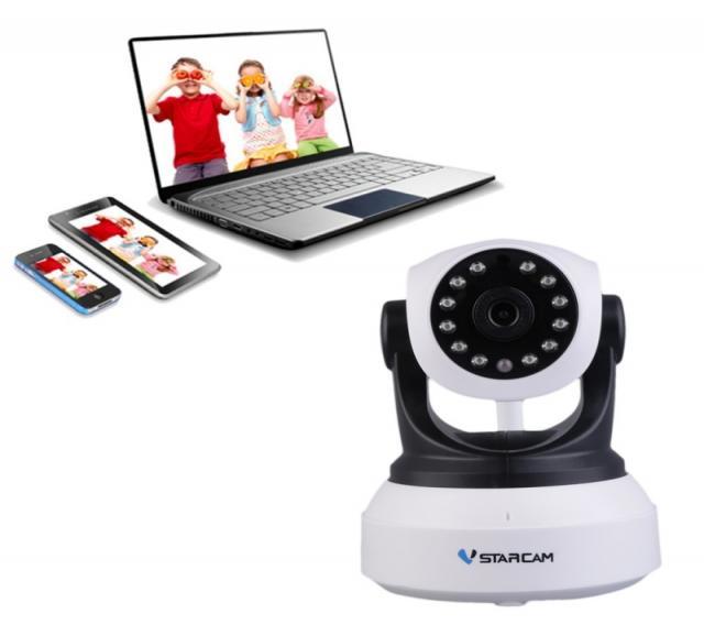Продам Vstarcam c7824wip, видеонаблюдение, виде