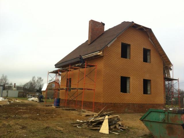 Предложение: Строительство домов, коттеджей