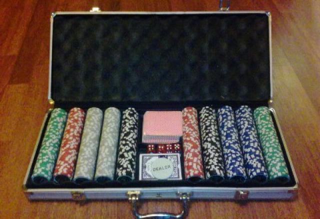 Продам Набор для покера в кейсе