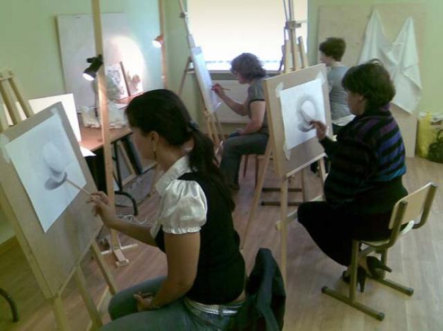 Предложение: Научиться рисовать ? Легко!