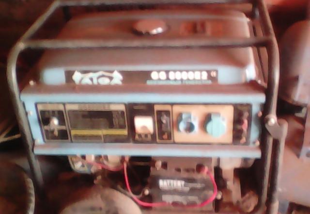 Продам бензо генератор