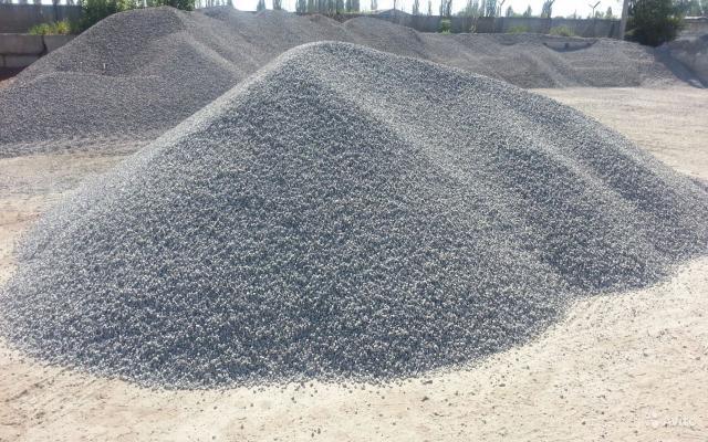 Продам отсев, песок, щебень, глина, ченозём