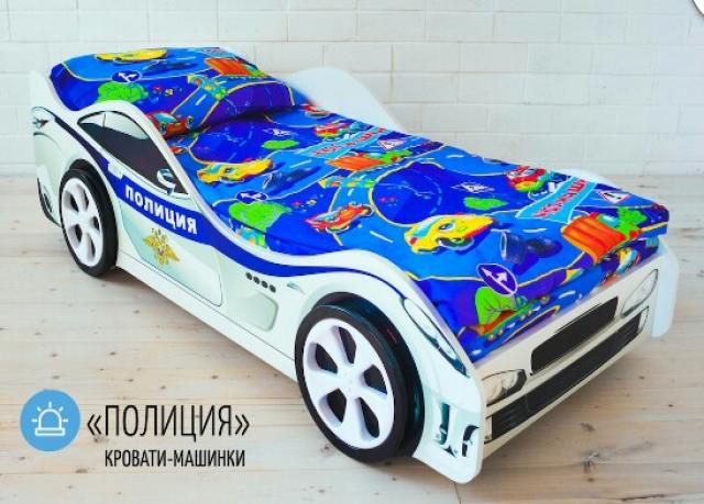 Продам Кровать машинка Полиция
