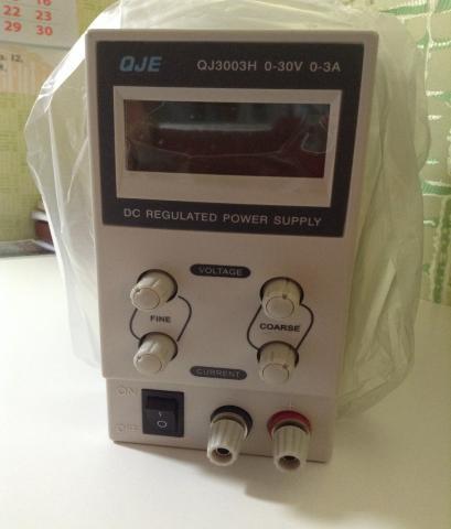 Продам: QJ3003H, источник питания 0-30V-3A, 1LCD