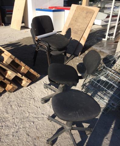 Продам офисные стулья в отличном состоянии