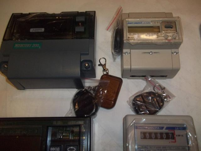 Продам Счетчик электрический с пультом, счетчик