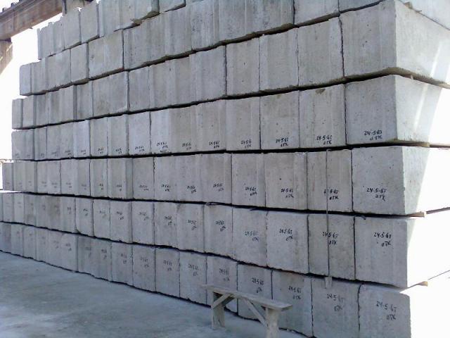 Продам  ФБС фундаментные блоки