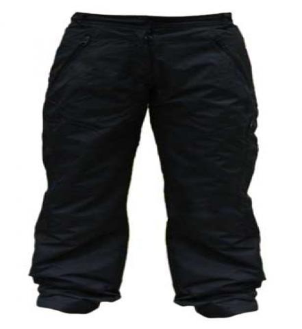 Продам: Брюки Stayer утепленные, черные, новые