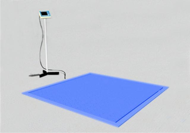 Продам Весы платформенные врезные электронные
