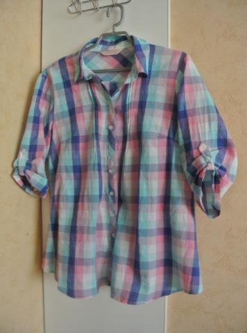 Продам Блуза-рубашка для беременных