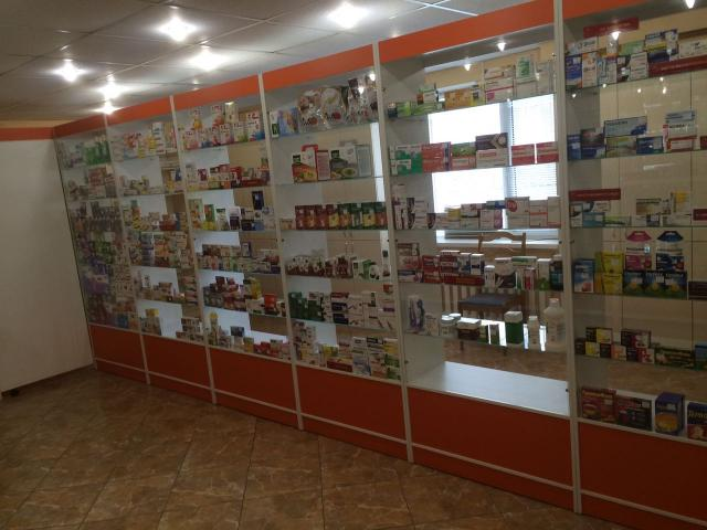 Продам Витрины для аптек
