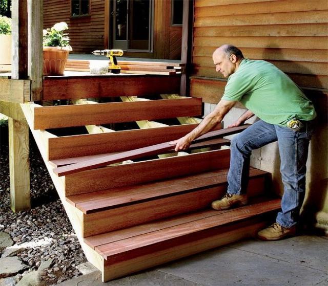 Предложение: Плотницкие работы в квартире и доме