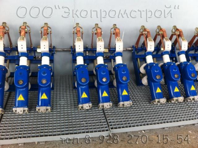 Продам: Выключатели ВМГ-10 630А ВМГ-10-63