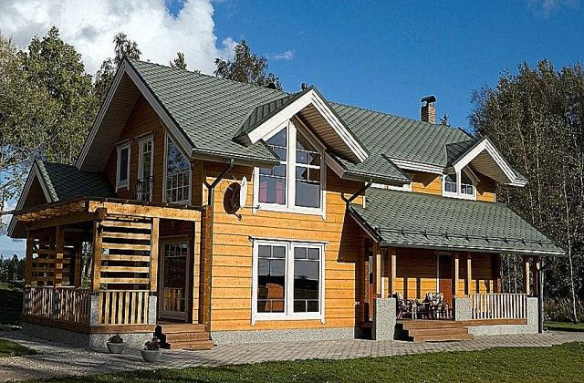 Предложение: Дома из клееного бруса от производителя