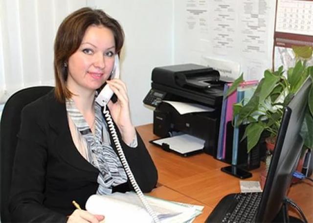 Вакансия:      Вечерний секретарь