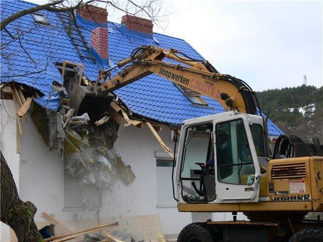 Предложение: Демонтаж, снос домов из кирпича, бетона
