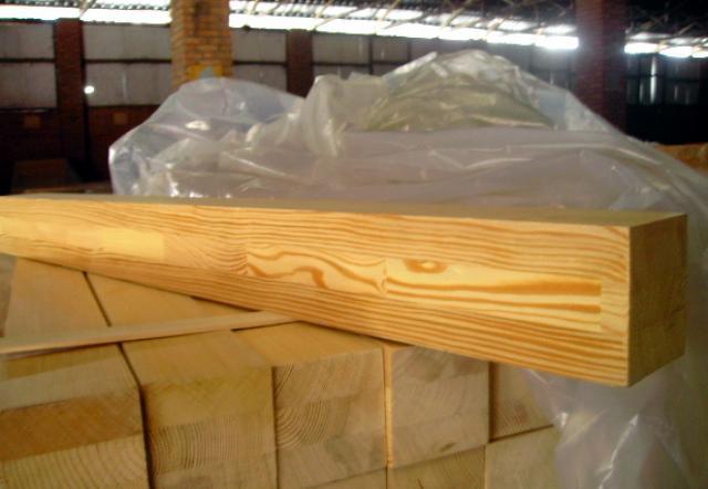 Продам Клееный брус,балка перекрытий лиственниц