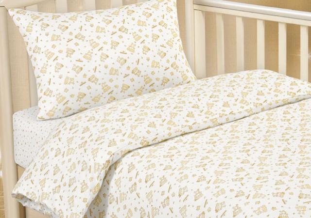 Предложение: Трикотажное детское постельное белье